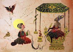shahzia sikander artwork - Google Search