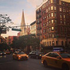 """""""Ieri sera magica #Manhattan ma... Ho dovuto metter la giacca!!! L'estate è veramente finita inizia la stagione della zucca !!!!!"""""""