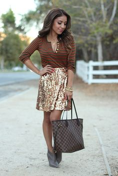 IMG_6259 by DulceCandy 87, via Flickr Dulce Candy, Casual Date, Fall Leaves, Pretty Girls, Preppy, Night Out, Fall Winter, Outfit Ideas, Girly