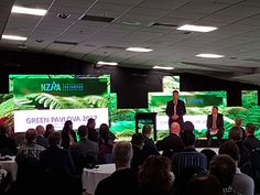 Associate Conservation Minister Scott Simpson opened the conference to 197 parks and reserves managers from around New Zealand and Australia