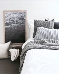 Styling Ideas: How to style a Bed like designers do - The MOA Style