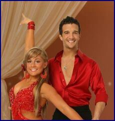 DWTS Season 8 Spring 2009 Shawn Johnson and Mark Ballas Placed 1st