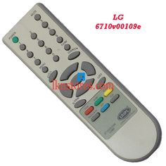 Buy remote suitable for LG Tv Model: 6710V00109E at lowest price at LKNstores.com. Online's Prestigious buyers store.