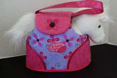Pucci Pups and Friends Pony Sparkle and Shine Pony Bag 6 Pieces #PucciPups $28
