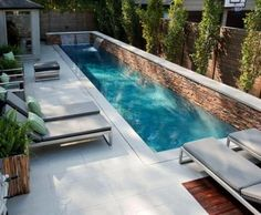 Small Pool, Would Fit In Town Home Back Yard.