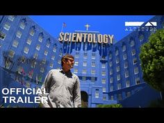 New international trailer for Louis Theroux My Scientology Movies OUT OCTOBER 7th!!!