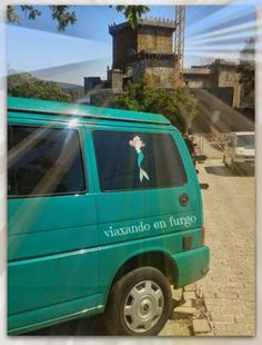 Viaxando en furgo: A CORUÑA-LUGO: Palas deRei, Monterroso, Pambre, Mácara e Sobrado dos Monxes