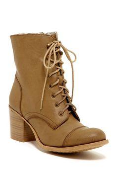 Karolina Lace-Up Boot