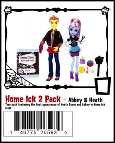 Home Ick - Abbey Bominable and Heath Burns