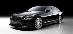 GALLERY - LEXUS LS 460 600h F SPORT EXECUTIVE LINE