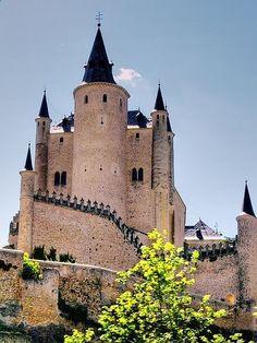 Alczar de Segovia, Spain