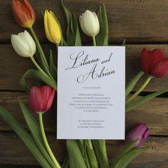 boho wedding invitation http://bohodesign.pl/pl/p/Twist-006/163