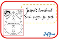 ©JufYvon: Gespot: Sint-erger-je-piet download spel