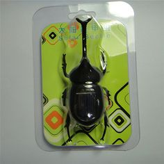 Solar Beetles Beatles Educational Robot Scary Insect Gadget Trick Toy Solar Toy juegos solares Kids Toy Robot Toy Free Shipping