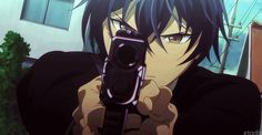 """""""Black Bullet"""" is an exciting new anime which takes place less than a decade from now. Black Bullet, Science Fiction, Roxy, Japanese Video Games, Pics Art, Anime Nerd, Cursed Child, Anime Eyes, Light Novel"""