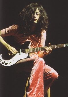 Jimmy Page, 1969.