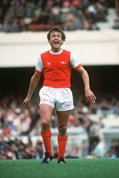 John Hollins Arsenal 1981