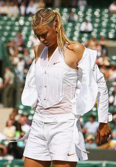 Maria Sharapova - Nike 2008