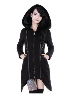 Restyle Assassin Coat | Attitude Clothing