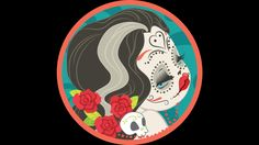 La Catrina is a T Shirt designed by aglomeradesign to illustrate your life and is available at Design By Humans