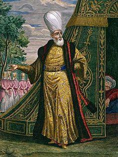Janissaire Aga 17eme siècle