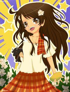 Hetalia - Philippines by nancchan Hetalia Philippines, Regions Of The Philippines, Hetalia Characters, Disney Characters, Hetalia Anime, Filipino Culture, Dope Art, Country Art, Fan Art