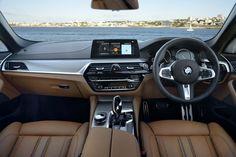 BMW 540i Wallpaper