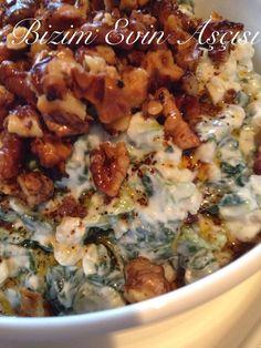 Muhakkak Denemelisiniz :))   Çok şık, lezzetli ve çok kolay bir salata, ben beğendim, siz de muhakkak denemelisiniz :))   Lokma Dergisind...
