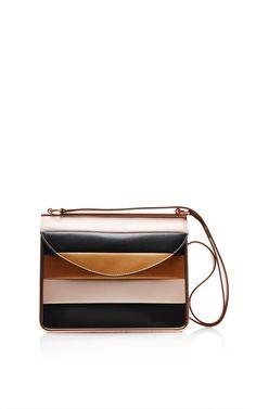 Multicolored Calf St. Sulpice Shoulder Bag by Carven for Preorder on Moda Operandi