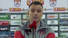 """FCSB se menține pe primul loc în Liga 1 după ce a trecut pe teren propriu de FC Botoșani. Antrenorul, Toni Petrea a analizat victoria după meci în direct la Telekom Sport la flash-interviu: """"Sunt nemulţumit de prima repriză doar că am primit golul. În rest, jocul nostru a fost destul de bun. Nu am…"""