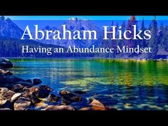 Abraham Hicks - How To Shift Your Mind To Abundance (An Artist's Success Story) - YouTube