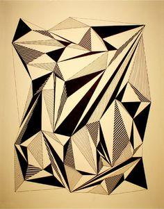 """Saatchi Online Artist: Ernesto Walker; Pen and Ink, 2009, Drawing """"Untitled"""""""