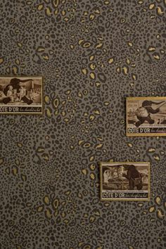 Ocelot BP 3704 - Wallpaper Patterns - Farrow & Ball