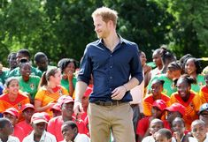 Prince Harry Photos Photos - Prince Harry attends a community sporting event at Queen Park Ground on the ninth day of an official visit to the Caribbean on November 28, 2016 in St Georges, Grenada. Prince Harry's visit to The Caribbean marks the 35th Anniversary of Independence in Antigua and Barbuda and the 50th Anniversary of Independence in Barbados and Guyana. - Prince Harry Visits The Caribbean - Day 9
