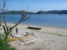 Pantai Gerupuk, Lombok, Indonesia
