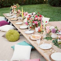 Seen on @inspiredbythisblog 30th birthday bash by @tangerineroomevents just gorgeous! Pic by @calliehobbsphotography