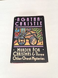 Agatha Christie Murder for Christmas by VintageHappinessTime