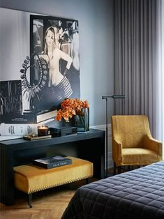 〚 Elegant autumn by Slettvoll 〛 ◾ Photos ◾Ideas◾ Design Decor Room, Home Decor Bedroom, Interior Exterior, Home Interior Design, Suites, Bedroom Styles, Beautiful Interiors, Cheap Home Decor, Interior Inspiration