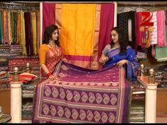 c1860ba3d8f857 Sampurna Show of Indian Silk House Exclusives. Designer Silk SareesSaree ...