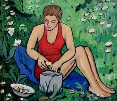 Gabriele Münter has long been remembered as the lover of Wassily Kandinsky. Wassily Kandinsky, Franz Marc, Illustrations, Illustration Art, Cavalier Bleu, Museum Ludwig, Louisiana Museum, Blue Rider, Art Diary