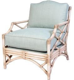 Chippendale Lounge Chair-Available in a Variety of Finishes