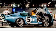 1965 Shelby Daytona Cobra Coupe