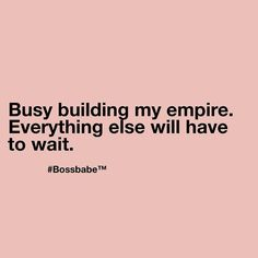 Come join us in the #BossBabe Academy