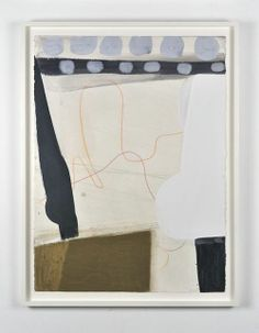 Amy Sillman. Just form and colour - nothing scary about this! Just have a go!