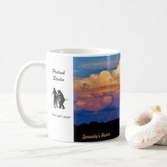 "#photo - #""SERENITY'S HEART"" Coffee Mug"