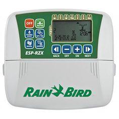how to install a rain bird sprinkler head irrigation centralina programmatore interno ed esterno rain bird esp rzx a 4 6 8 stazioni
