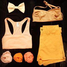 Ahhhhh high-waisted shorts! I need these!!!    #AmericanApparel