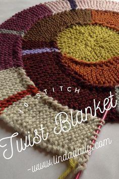 10 Stitch Twist Blanket by Frankie Brown. Fun and easy free knitting pattern. The post 10 Stitch Twist Blanket by Frankie Brown. Fun and easy free knitting pattern. appeared first on Best Knitting Pattern. Knitting Patterns Free, Knit Patterns, Free Knitting, Knitted Afghans, Knitted Blankets, Yarn Projects, Crochet Projects, Easy Knitting Projects, Knitting Yarn