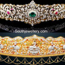 Diamond Waist Belts