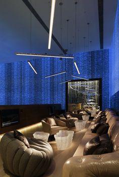 A.N.D. | Projects / W HOTEL Guanzhou Fei Ultra Lounge - Guanzhou,China